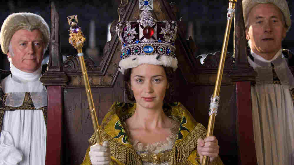 Emily Blunt in 'The Young Victoria'
