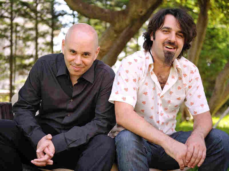 Directors Yaron Shani and Scandar Copti