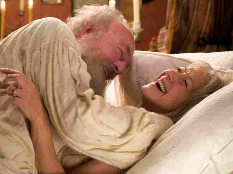 Christopher Plummer and Helen Mirren