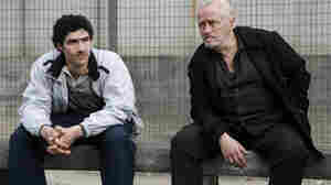 Tahar Rahim and Niels Arestrup