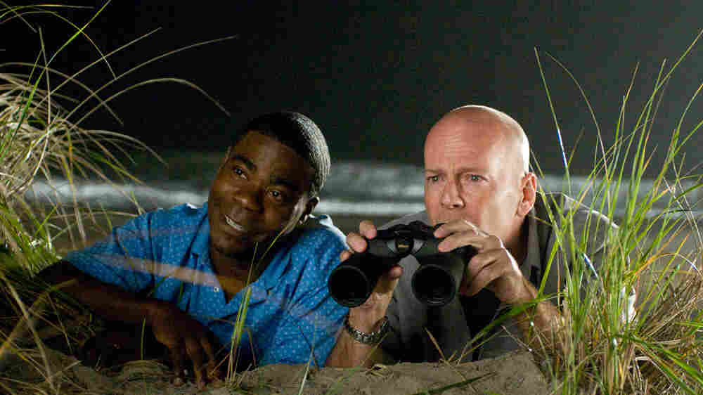 Tracy Morgan, Bruce Willis