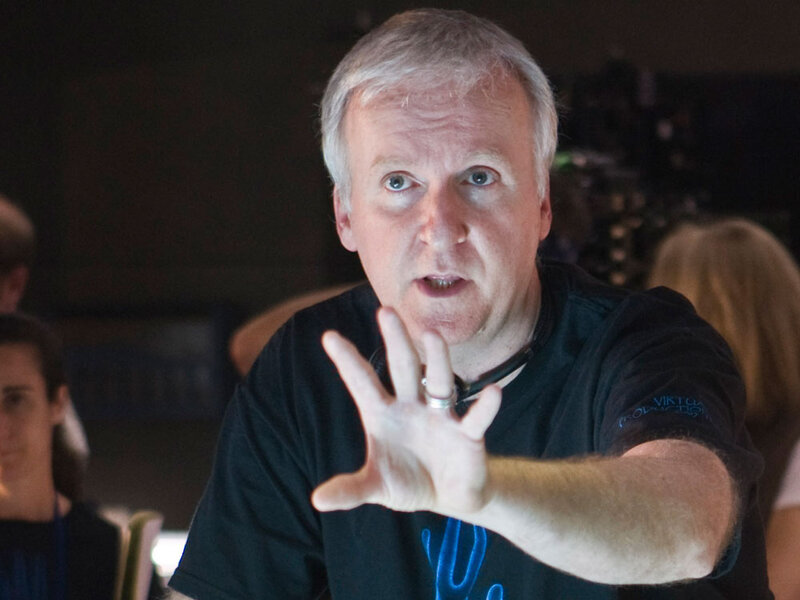 James Cameron's Craft: Blockbuster Special Effects : NPR