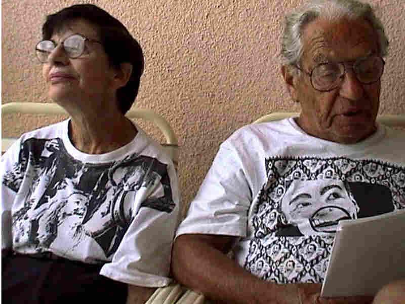 Phyllis and Harold Kleine