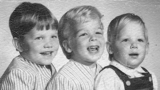 Marc, Paul and Todd McKerrow
