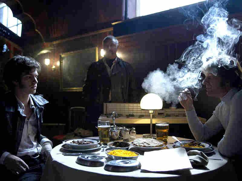 Andrew Garfield, Sean Bean