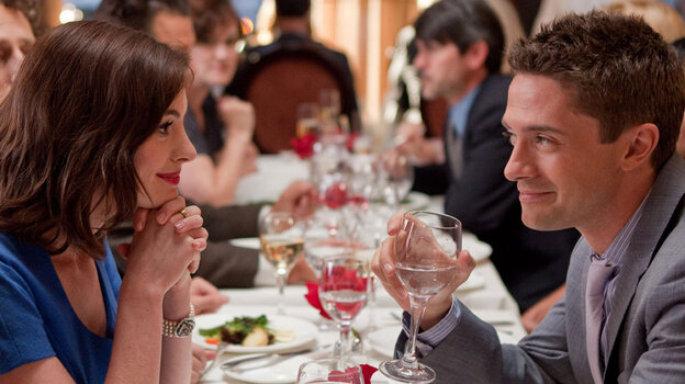Anne Hathaway, Topher Grace