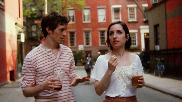Zoe Lister-Jones and Daryl Wein