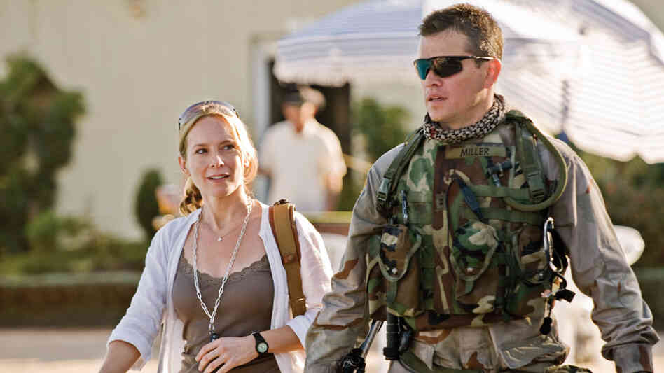 Amy Ryan, Matt Damon