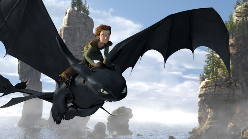 Movie Review - 'How To Train a Dragon' - No, Dad: Actually