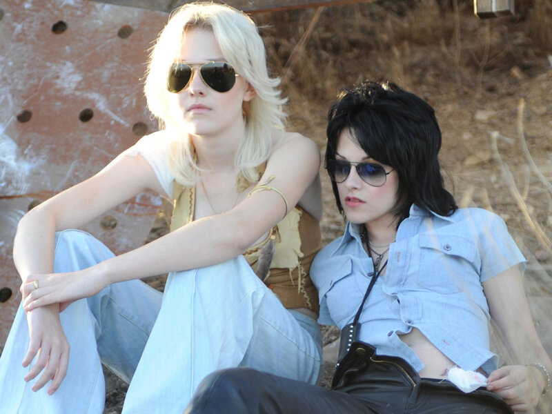 Movie Review - 'The Runaways' - Selling Girl Power, With A