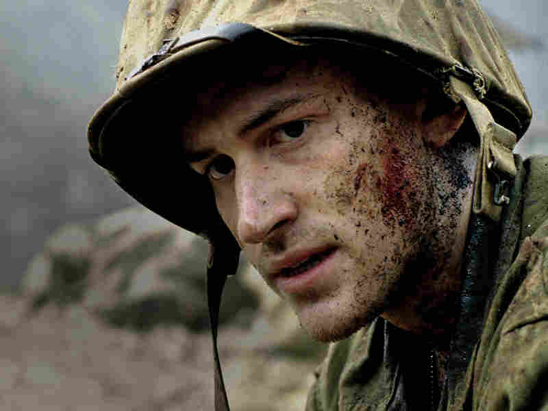 Joe Mazzello as Eugene Sledge in 'The Pacific'