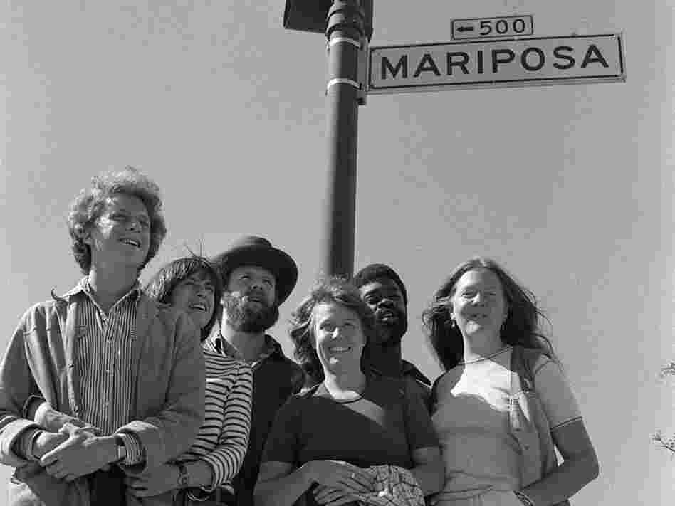 The Mariposa Film Group