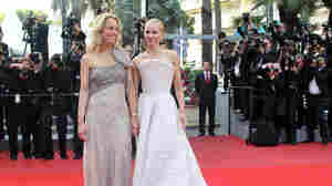 Valerie Plame and Naomi Watts