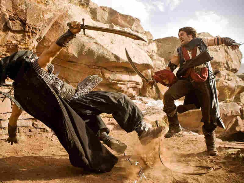 Jake Gyllenhaal in 'Prince of Persia'