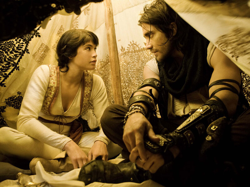 Movie Review Prince Of Persia The Sands Of Time Jake Gyllenhaal Gets His Game On Npr