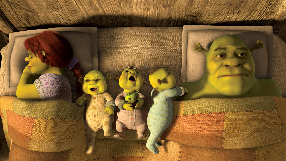 Movie Review - 'Shrek Forever After' - Happily Ever After ...