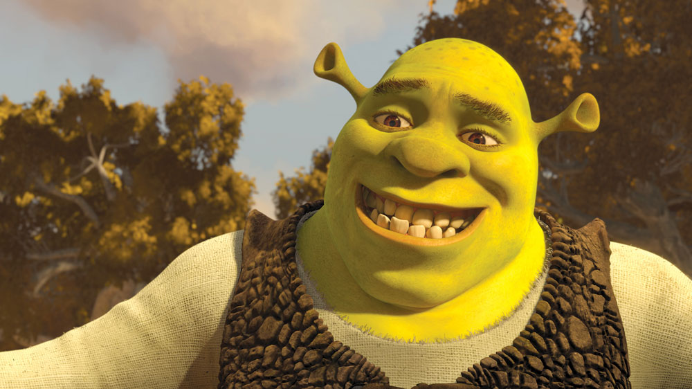 Movie Review Shrek Forever After Happily Ever After Ain T All It S Cracked Up To Be Npr