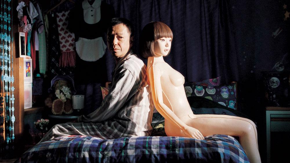 Plastic sex dolls movies