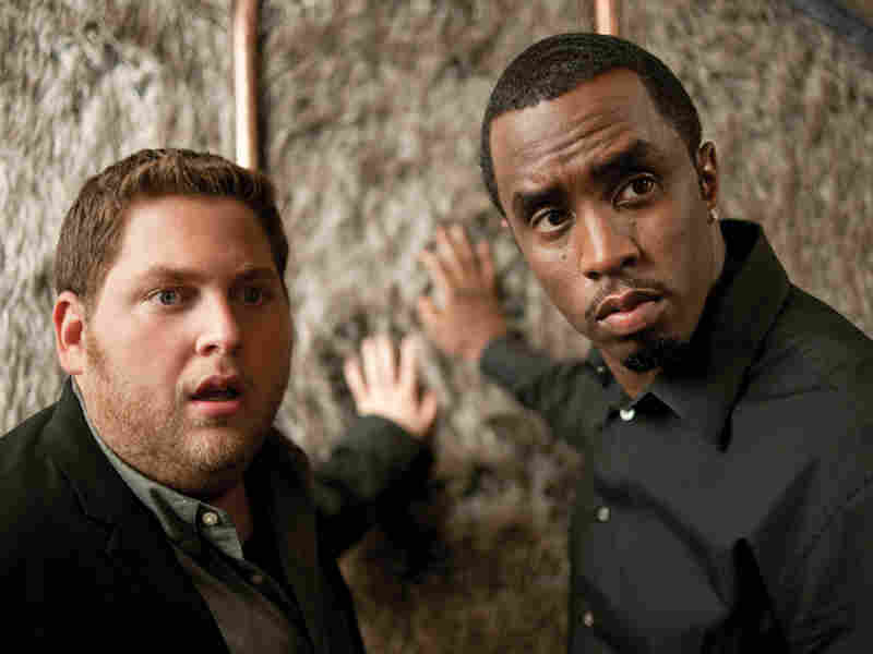 Jonah Hill, Sean Combs