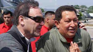Oliver Stone, Hugo Chavez