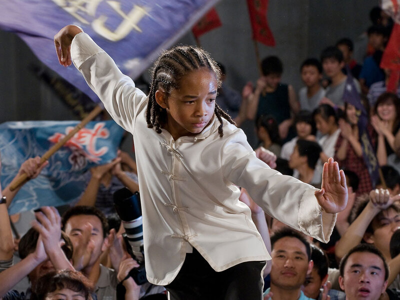 Movie Review - 'Karate Kid' - A Young Jaden Smith Becomes The Kung