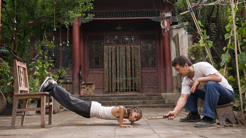 Movie Review - 'Karate Kid' - A Young Jaden Smith Becomes