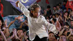 A Young Jaden Smith Becomes The Kung Fu 'Kid'
