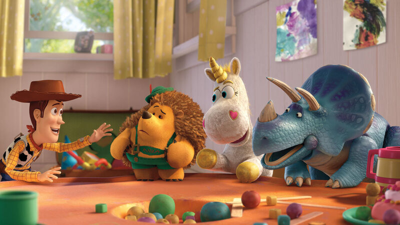 Movie Reviews Toy Story 3 To Growing Up And Beyond Npr
