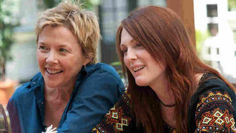 Annette Bening, Julianne Moore