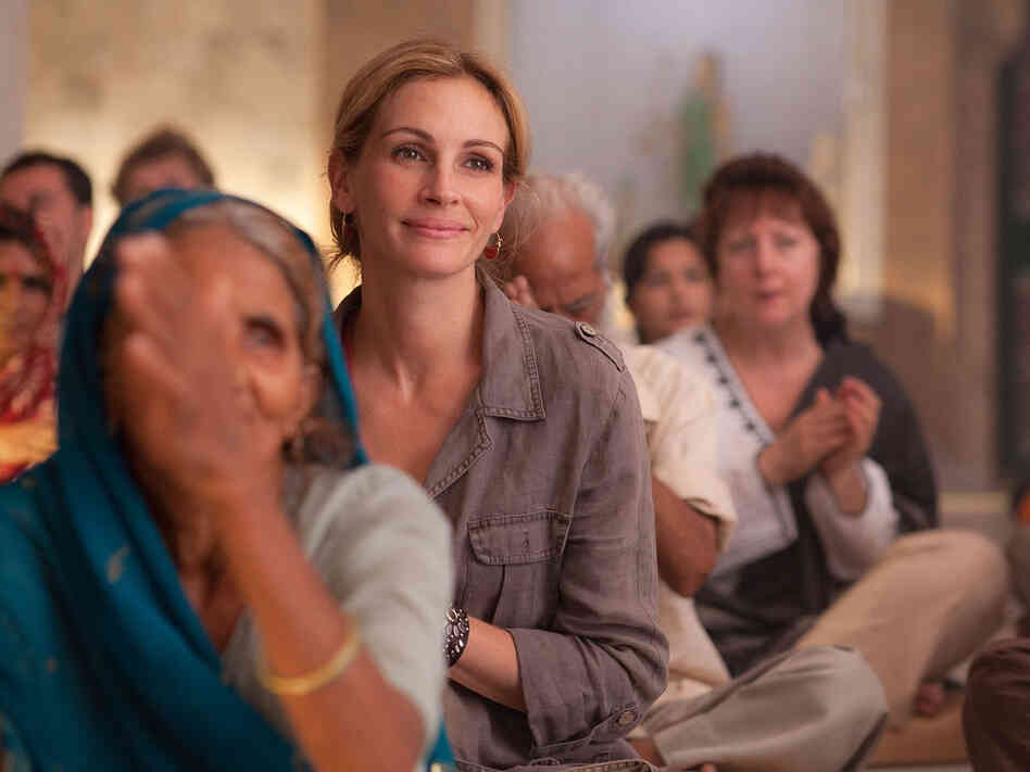 Julia Roberts in 'Eat Pray Love'
