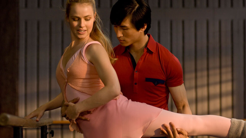 Movie Review Maos Last Dancer Taking A Leap And Heading West Npr