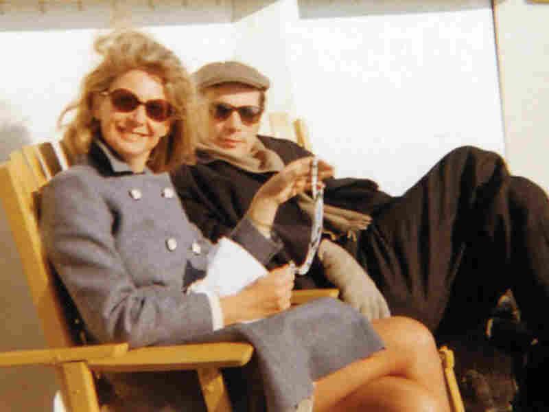 Cornelia Foss and Glenn Gould