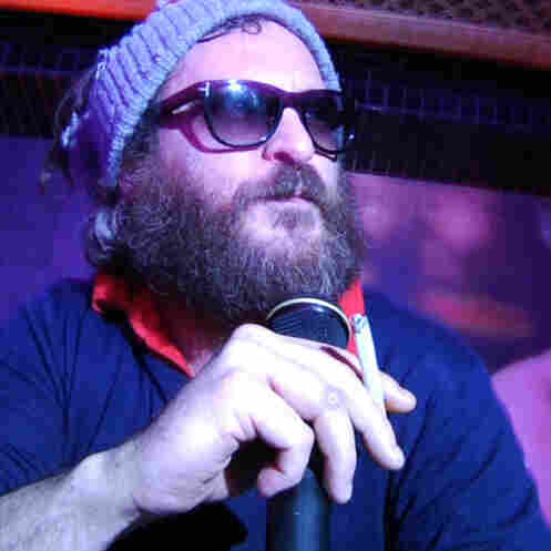 In 'Still Here,' A Fully Committed Joaquin Phoenix