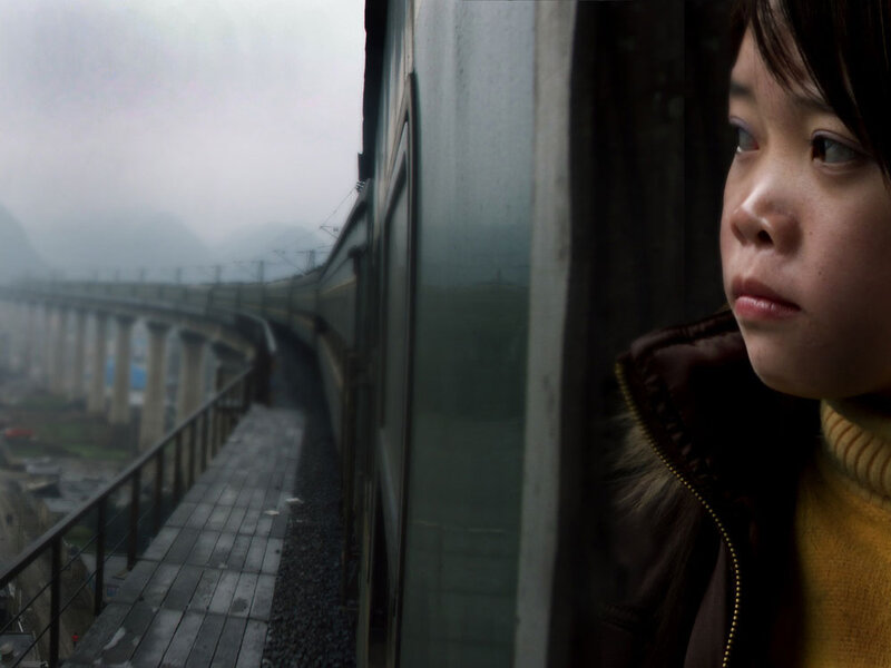 Movie Review - 'Last Train Home' : NPR