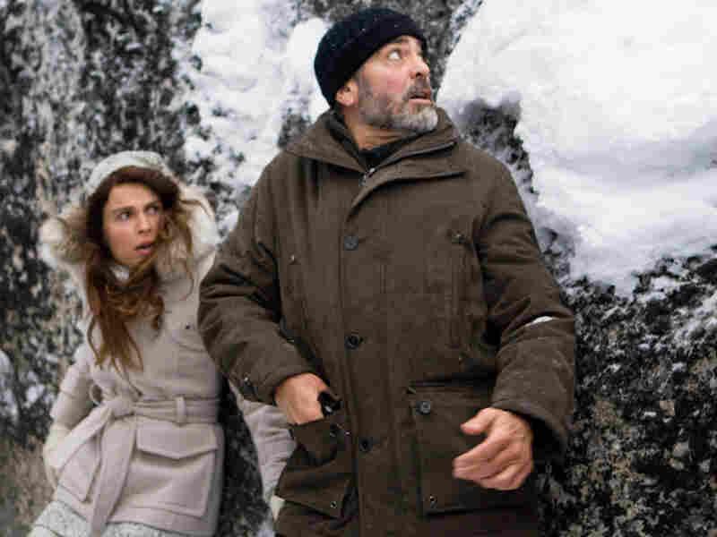 Irina Bjorklund, George Clooney