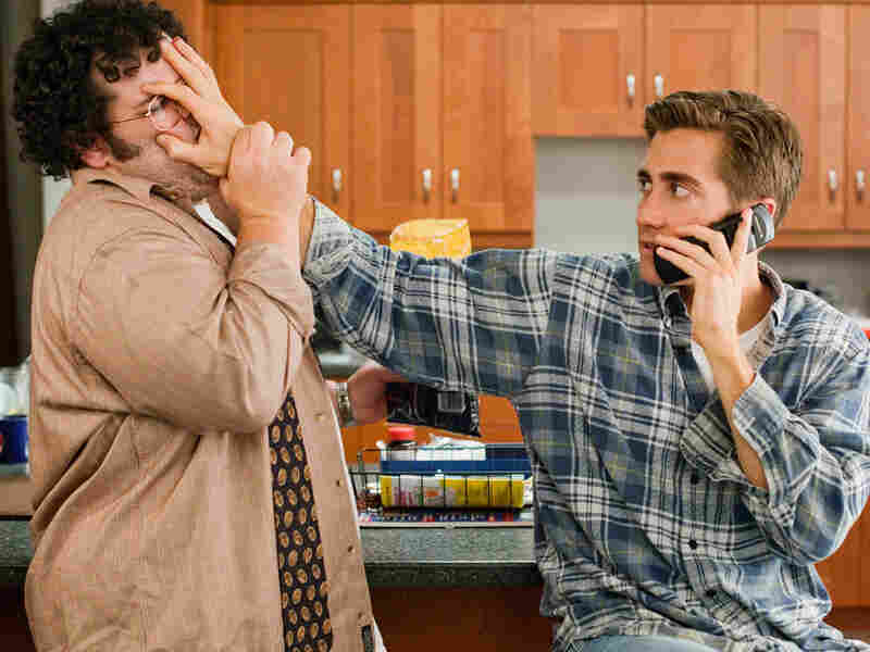 Josh Gad and Jake Gyllenhaal