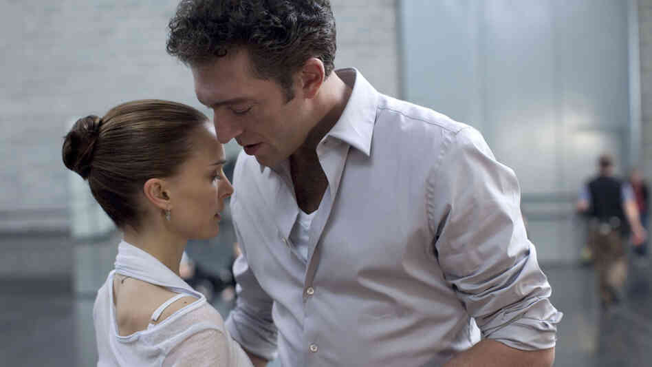 Natalie Portman and Vincent Cassel