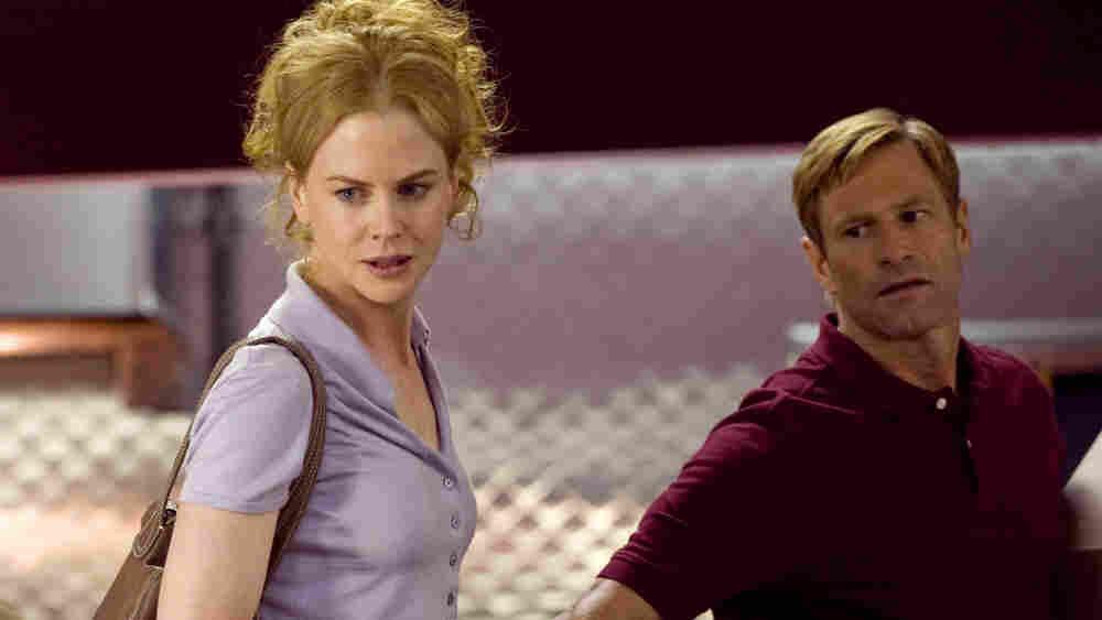 Nicole Kidman and Aaron Eckhardt