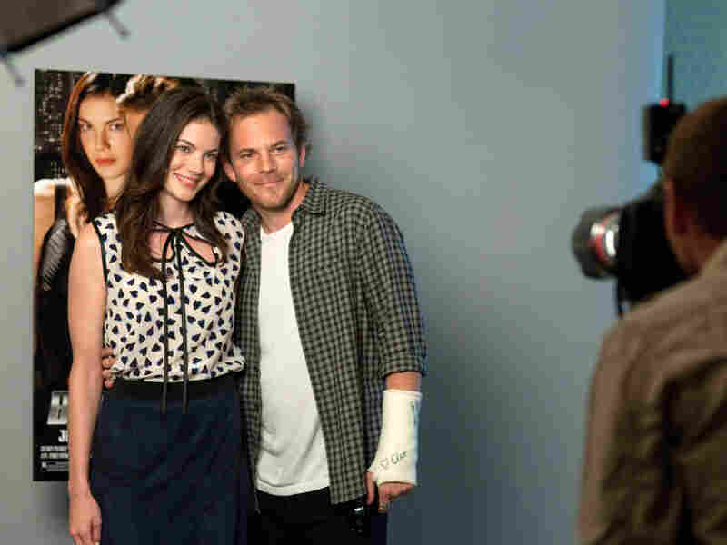 Michelle Monaghan and Stephen Dorff