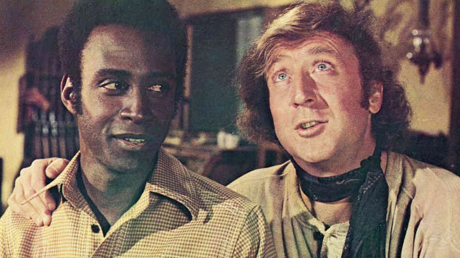 Cleavon Little, Gene Wilder
