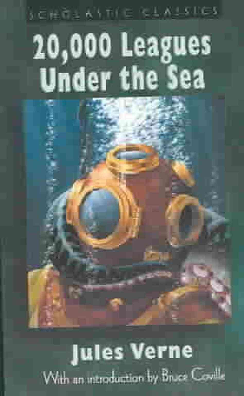 a review of jules vernes book 20000 leagues under the sea The film currently holds an 89% approval rating at the review aggregator website rotten tomatoes, with the consensus being: one of disney's finest live-action adventures, 20,000 leagues under the sea brings jules verne's classic sci-fi tale to vivid life, and features an awesome giant squid.