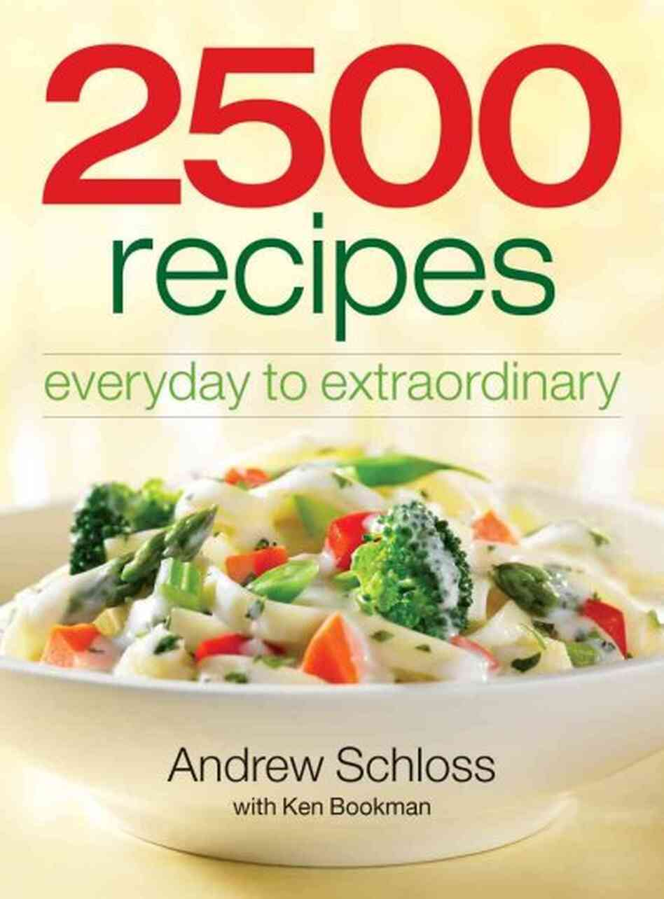 2500 Recipes