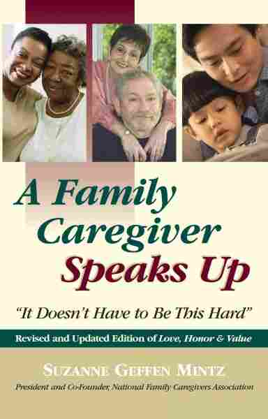 A Family Caregiver Speaks Up