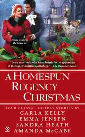 A Homespun Regency Christmas