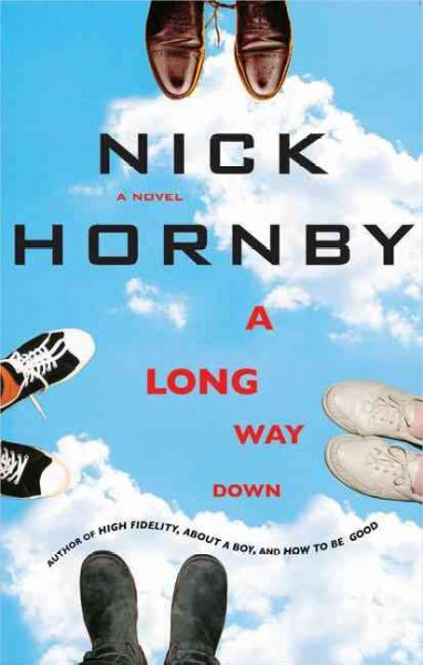 nick hornby a long way down Links to multiple reviews of a long way down by nick hornby.