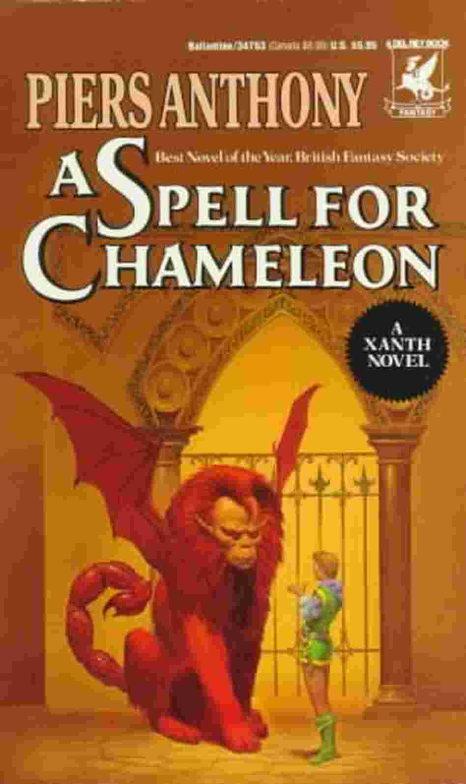 A Spell for Chameleon