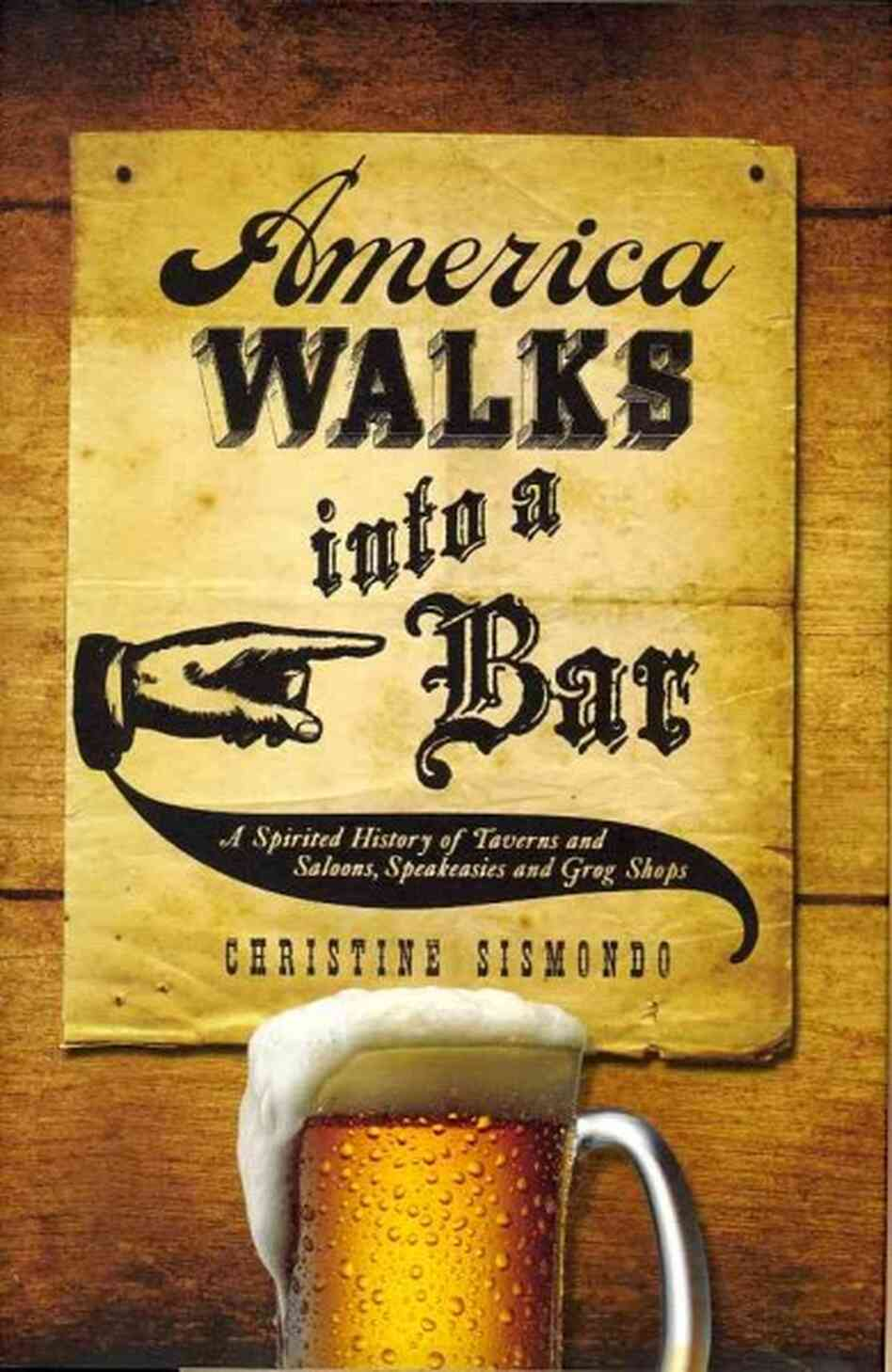 America Walks Into A Bar