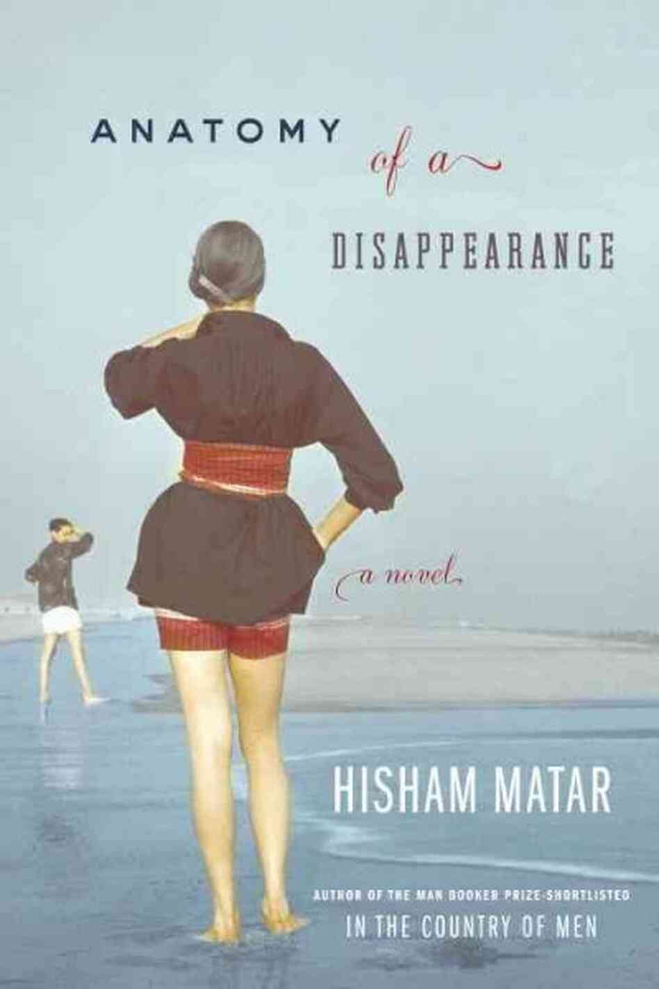 Anatomy of a Disappearance