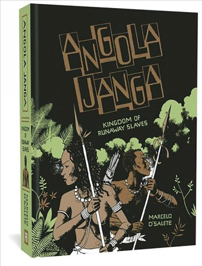 'Angola Janga' Tells The Story Of Brazil's Runaway Slave Communities