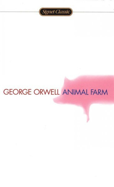 an analysis of the corruptive nature of power in george orwells novella animal farm